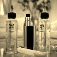 120 ml White Mist eliquid x 2