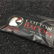 ORGANIC COTTON BACON V2 BY WICK 'N' VAPE (10 PIECES)
